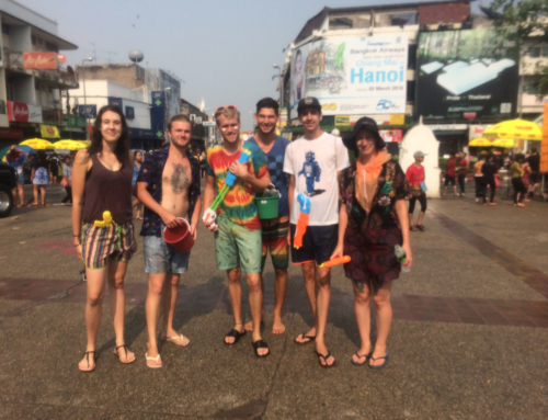 Happy Songkran – Neujahr in Thailand