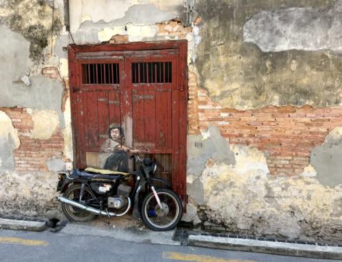Georgetown in Malaysia