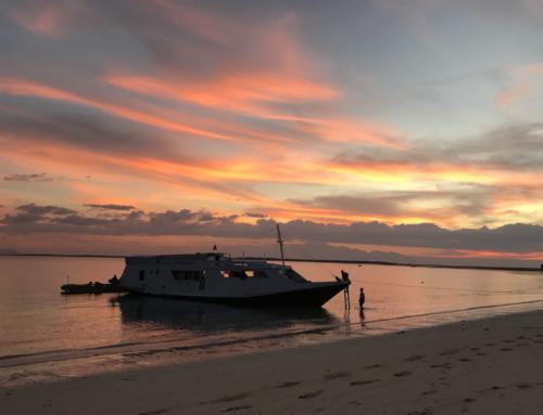 Bootsreise von Flores nach Lombok
