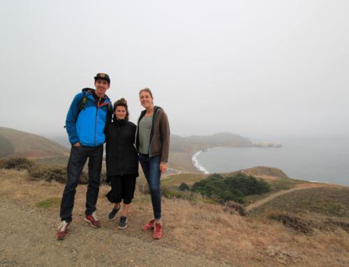 Ausflug nach San Francisco City