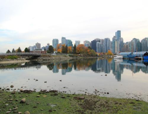 Von Vernon nach Vancouver